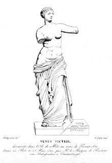 Venus broken pedestal